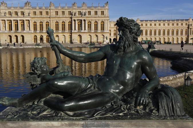 Versailles Private Half-Day Tour