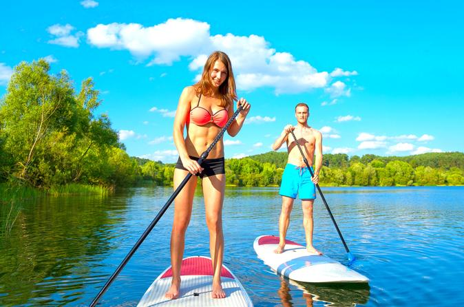 Tweed Heads Stand-Up Paddleboard Rental