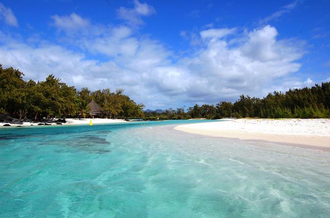 Paradise cruise to ile aux cerf island from trou d eau douce in trou d eau douce 311007