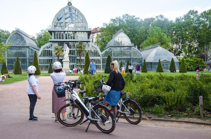 Discovering Lyon - Electric bike Tour