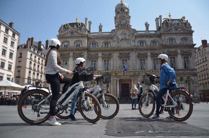 Lyon Express - Electric bike Tour