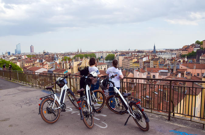 Lyon Panoramic - Electric bike Tour
