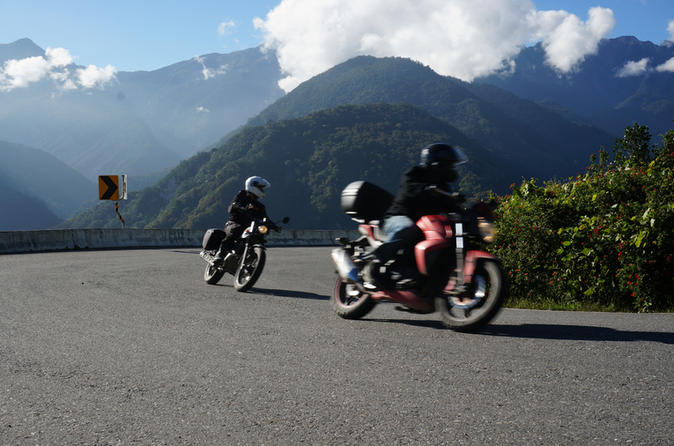 Private 7 day motorcycle tour of east taiwan from kaohsiung in kaohsiung 265066