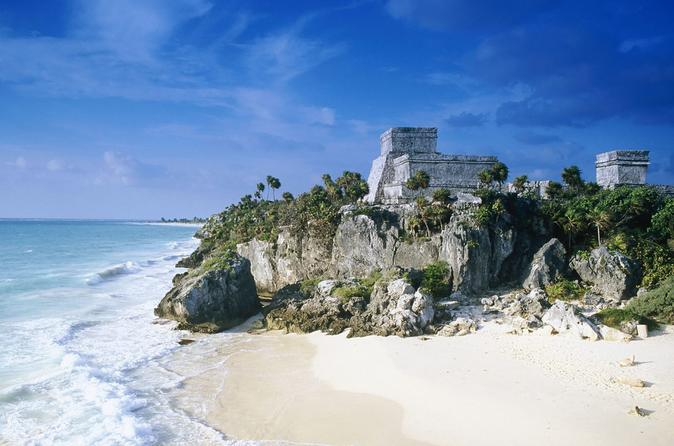 Coba Tulum and Cenote Tankach-Ha with Lunch