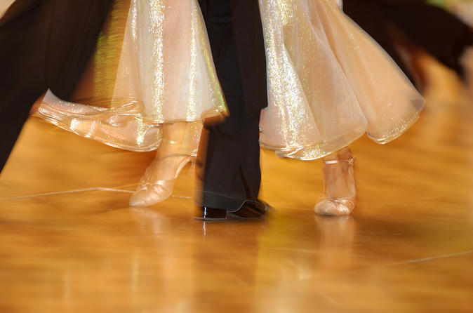 Experience Vienna: Viennese Waltz Dance Lesson for Couples