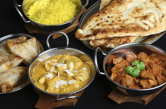 Indian Dinner In Vienna With Private Transfer
