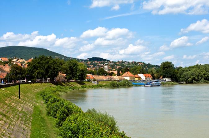 Viagem turística de meio dia em Szentendre saindo de Budapeste