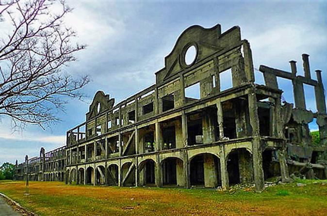 Full-Day Shore Excursion Corregidor Island in Manila