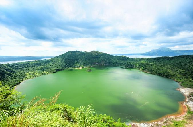 Private Full-Day Shore Excursion Taal Trekking