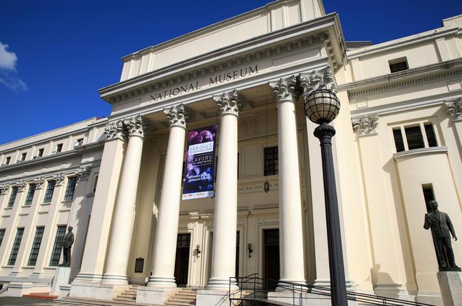Private Half-Day Shore Excursion Museums in Manila