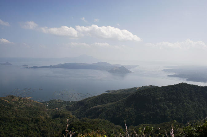 Private Half-Day Tagaytay Tour from Manila