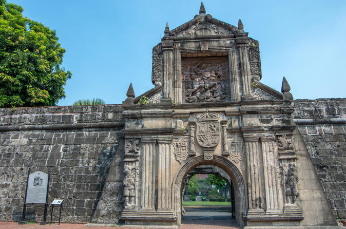 Shared Half-Day Shore Excursion in Manila