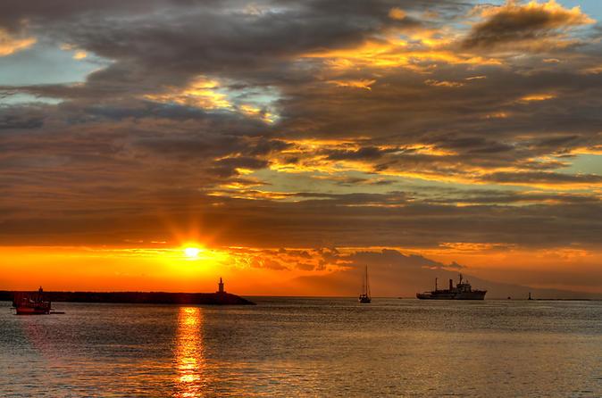 Shared Manila Sunset Cruise by the Bay
