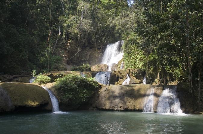 Ocho Rios Black River Safari, YS Falls and Appleton Rum Factory Tour from Ocho Rios Jamaica, Caribbean