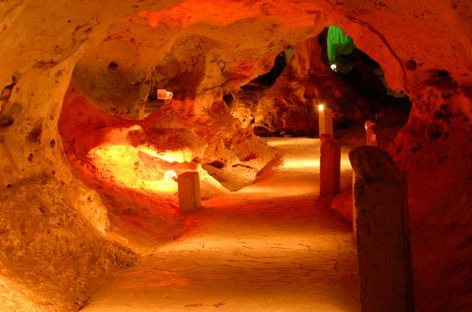 Green Grotto Caves from Montego Bay