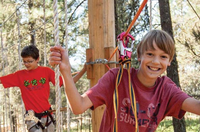 Maple Ridge Monkido Kids Aerial Adventure