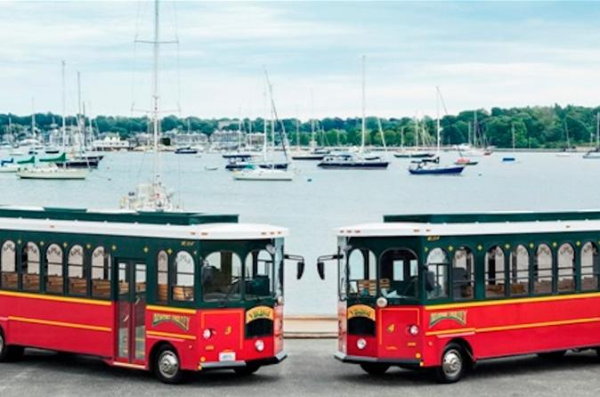 Newport Viking Trolley Tour with One Mansion: Marble House, Breakers, Rosecliff