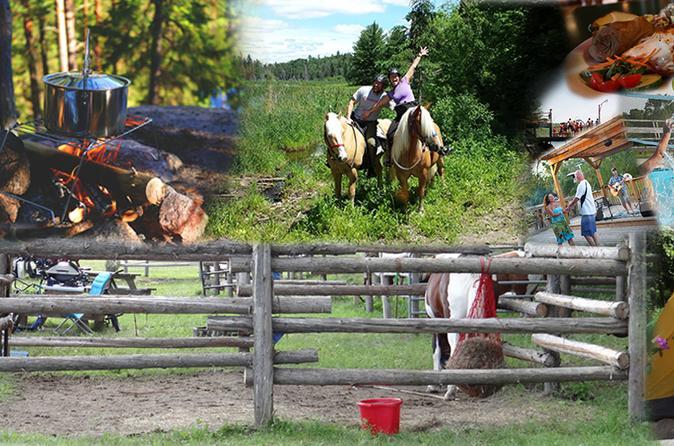 3-Day Horseback Riding Vacation in Ottawa Valley