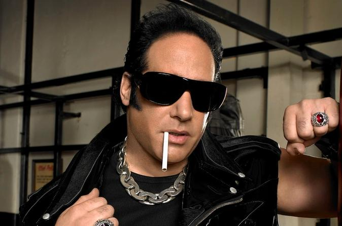 Andrew Dice Clay at the Tropicana Hotel and Casino
