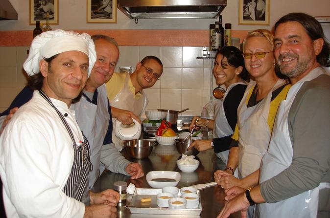 Corso cucina con pranzo a firenze tour gastronomico firenze