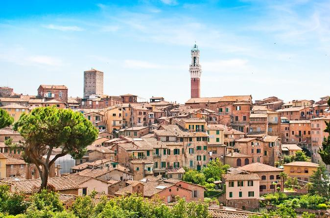 Independent Trip To Siena From Florence With Private Transport 2017  Florence