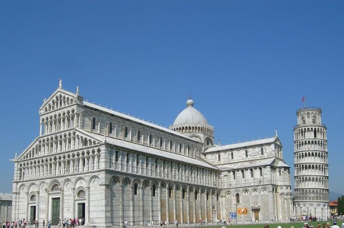 Pisa and the Leaning Tower Half-Day Trip from Florence