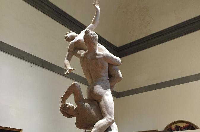 Private Accademia Gallery Guided Visit - Florence