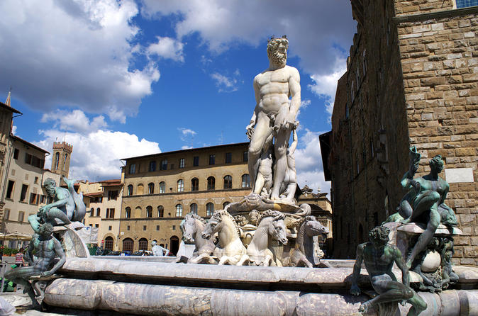 Private tour florence sightseeing tour in florence 117494