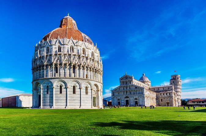 Private Tour to Pisa and San Miniato from Florence with typical Tuscan Lunch