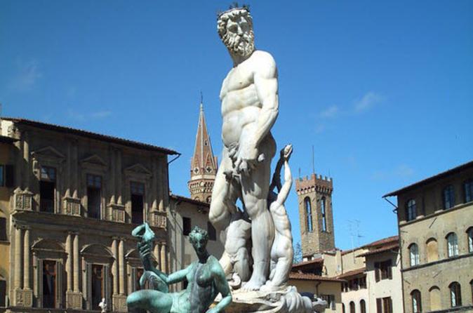 Aereo Privato Firenze : Tour privato a piedi di firenze garanzia prezzi bassi