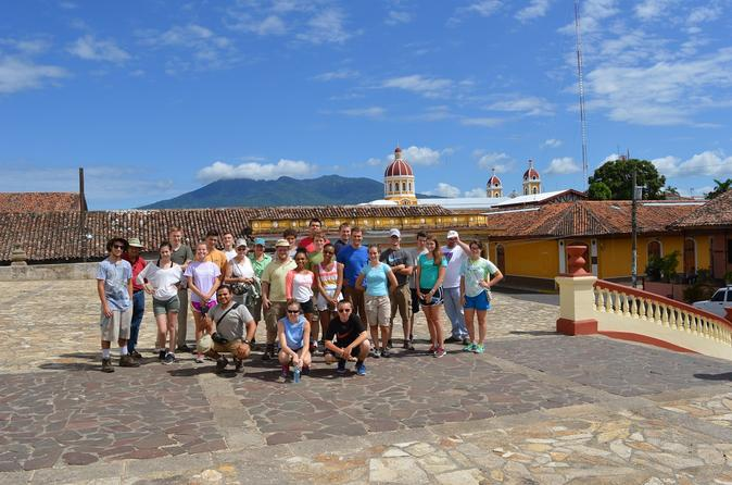Granada Colonial City Tour and Masaya Volcano