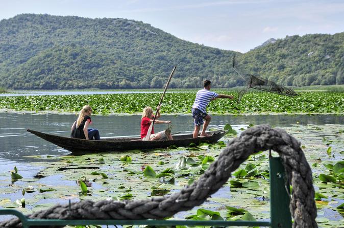 Slow food tour and fisherman boat trip lake skadar in kotor 269247