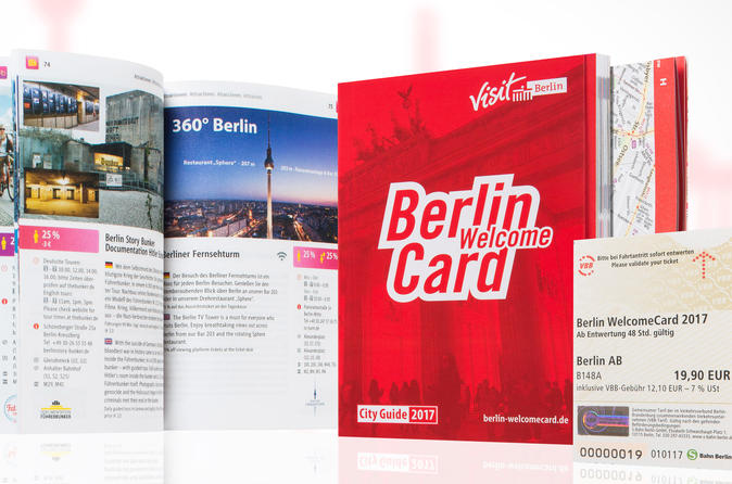 Berlin Welcome Card Museum Island 2019