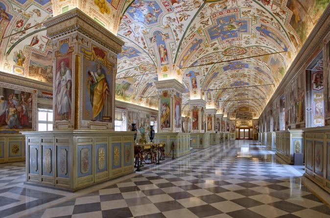 private tour vatican museums sistine chapel and saint peter s basilica