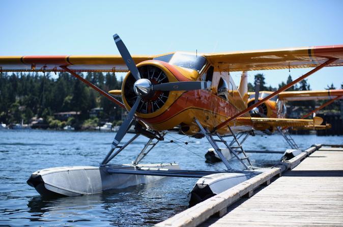 San Juan Island Tour Flight from Seattle