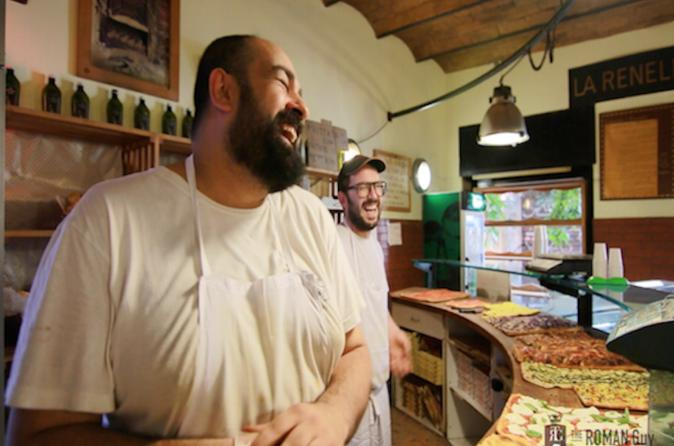 Trastevere Evening Food Tour in Rome