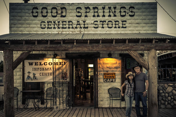 Ghost Hunt in Goodsprings from Las Vegas