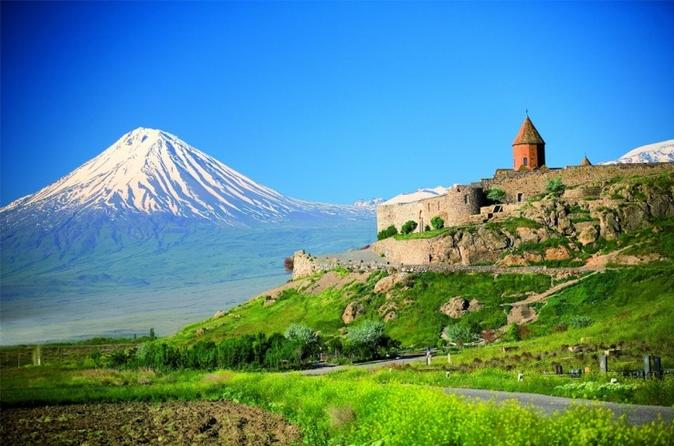 6 day armenia panorama tour in yerevan 268141