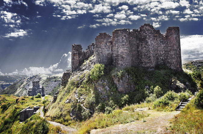 7-Day Tour to The Ancient Culture of Armenia from Yerevan