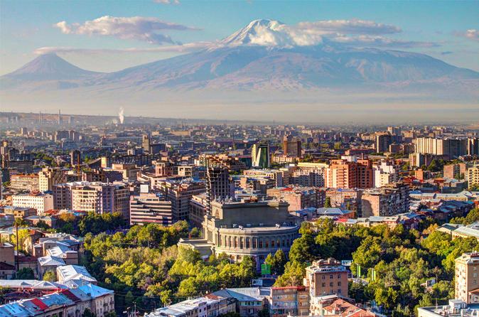 8-Day Armenia and Georgia Tour