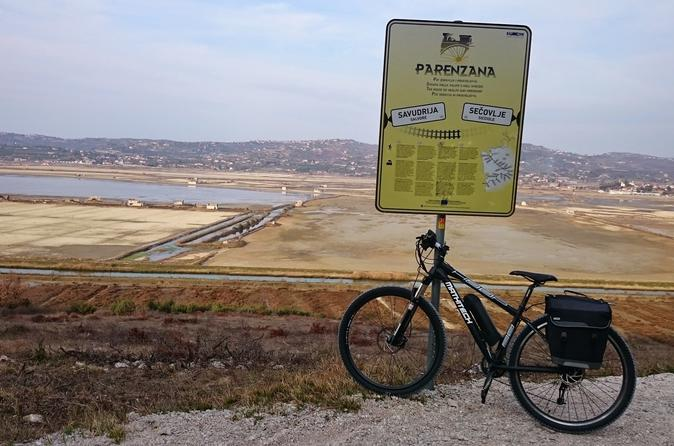 Parenzana trail biking experience from koper in koper 276967