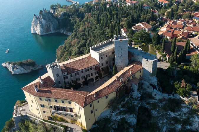 Trieste: The Giant Cave And Duino Castle