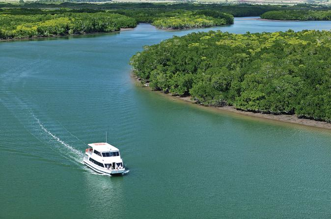 Cairns harbor cruise with optional lunch in cairns 118472