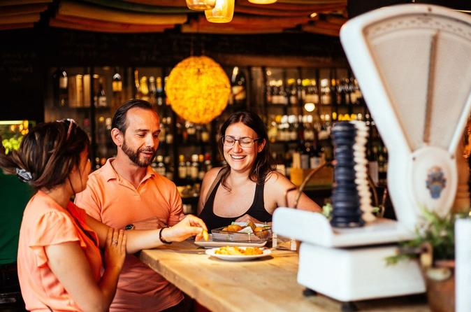 3-Hour Private Madrid Food Tasting Tour