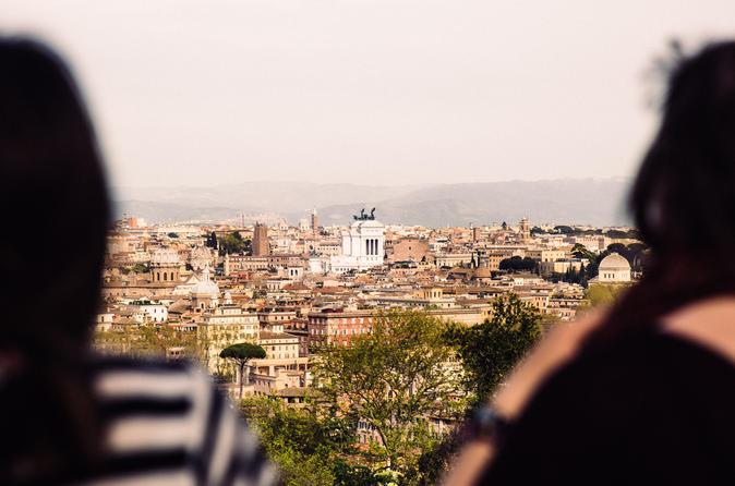 90 Minutes Kickstart Tour With A Local - Rome