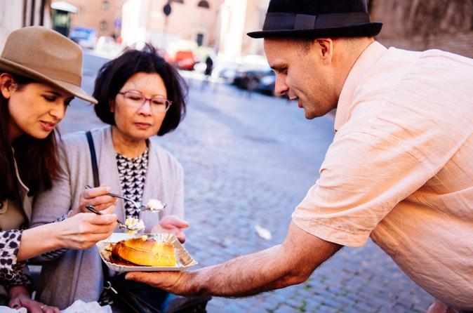 Excursão gastronômica particular por Roma: 10 degustações