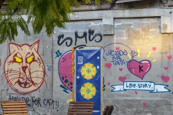Excursão particular de arte de rua na cidade do Porto