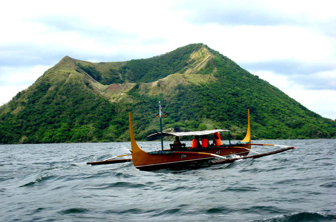 Full-Day Private Tour of Taal Volcano with a Local Guide