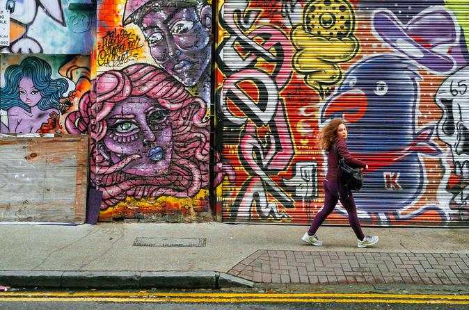 London's Urban Jungle Private Family Tour