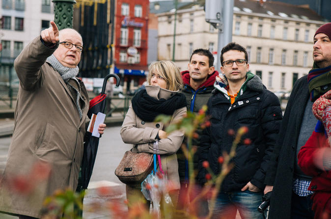 Multicultural 3 hour private tour of brussels with a local in brussels 331588